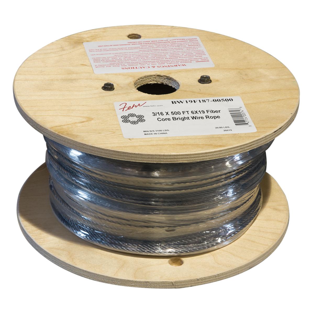 Fiber Core Wire Rope