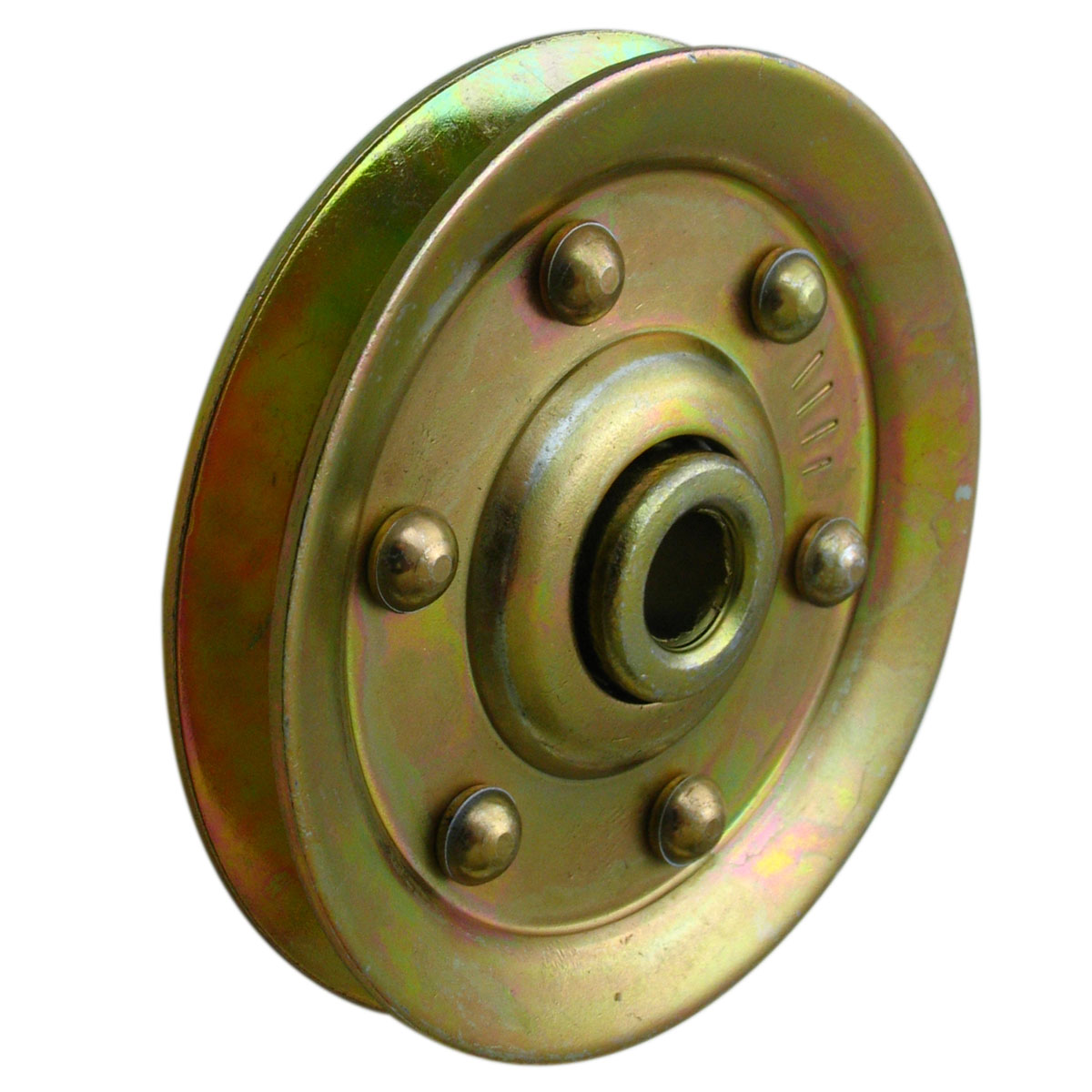 Stamped Steel Pulleys