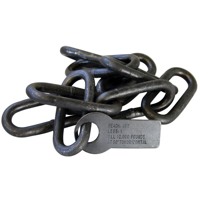 Grade 80 Theatrical Alloy Deck Chains