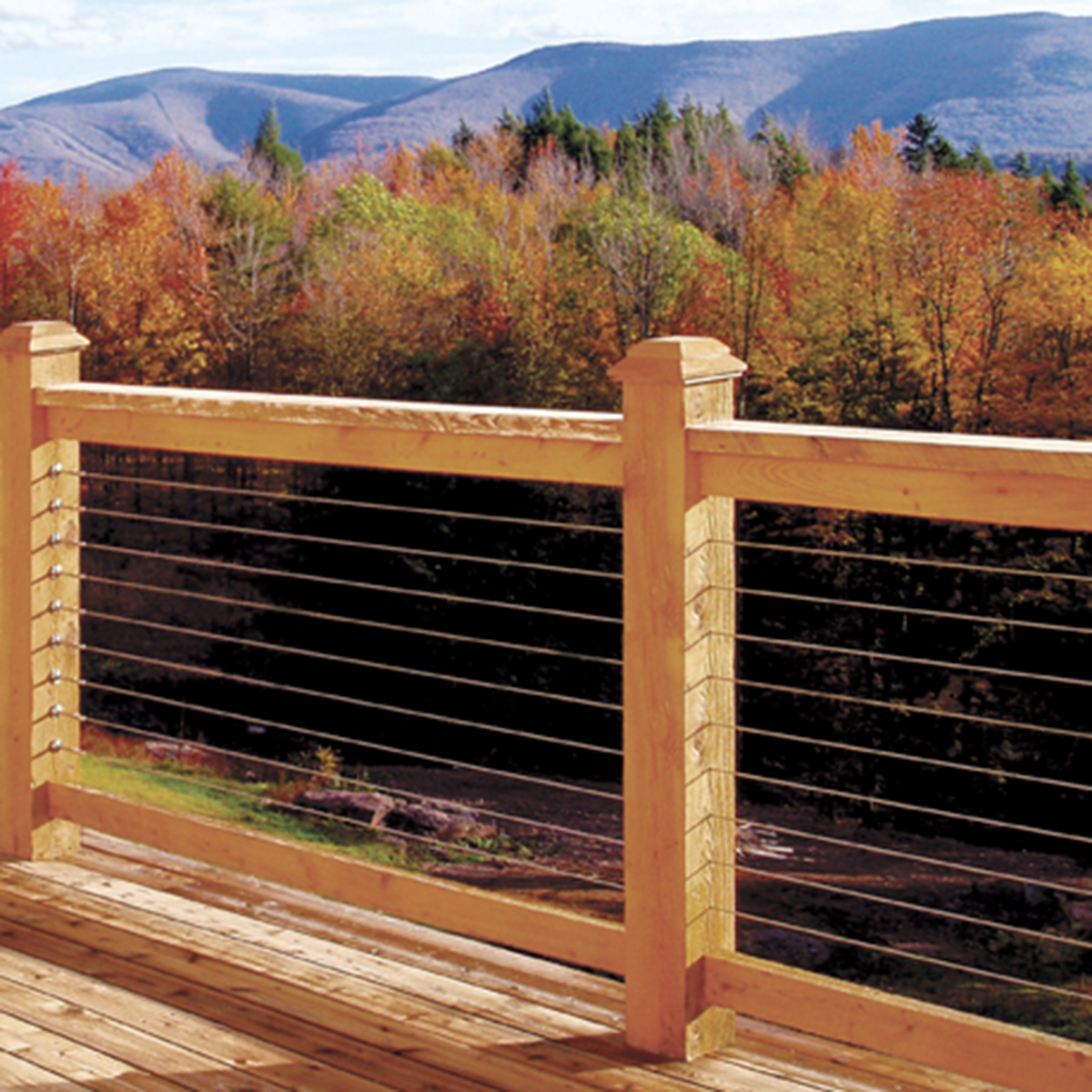 Cable Railing Hardware