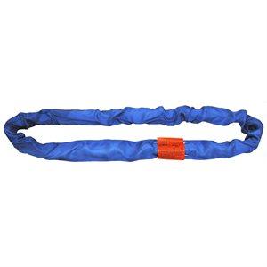 EN240 X 10 FT Blue Tuflex Polyester Roundsling