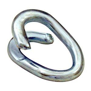 3 / 16 Lap Links (5MM) Zinc Plated