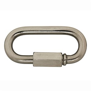 1 / 2 Quick Links - Stainless Steel